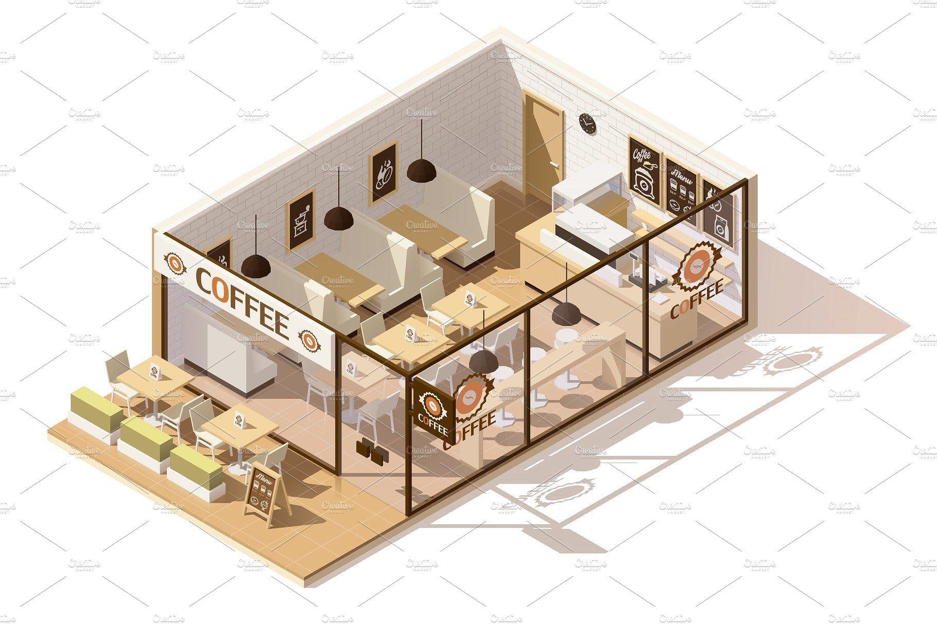 Nội thất quán cà phê